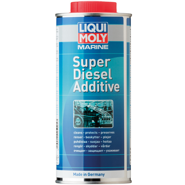 liqui moly marine super diesel additive 500 ml additiver rens liqui moly marine super. Black Bedroom Furniture Sets. Home Design Ideas