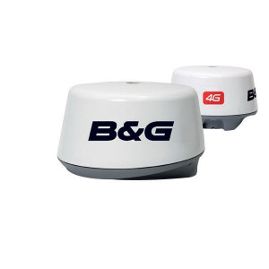 B&g 4g broadband radar