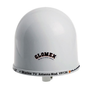Glomex v9126 agcu tv antenne m/kabel,