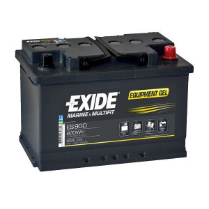 Exide batteri nautilus 80 ah. gel equipment