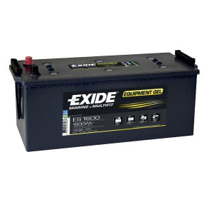 Exide batteri nautilus 140ah. gel equipment