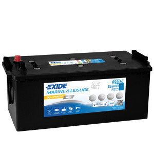 Exide batteri nautilus 210ah. gel equipment