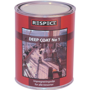 Respect deep coat no1  1 ltr.